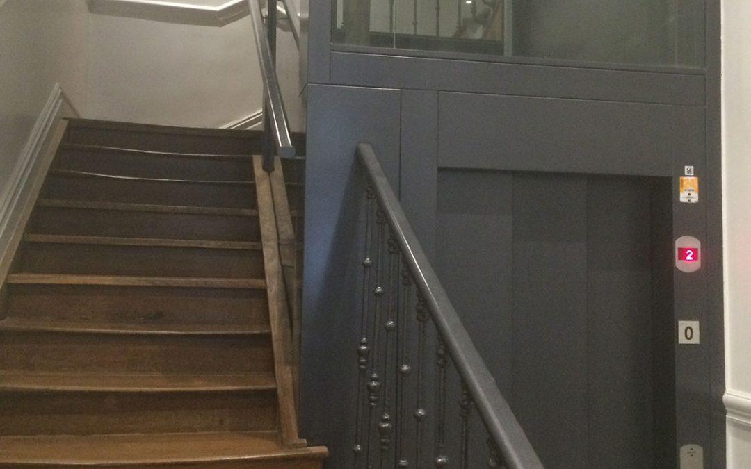 La instalación de ascensores en Comunidades